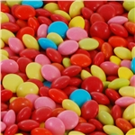 Mini smarties zomermix - 1 kilogram