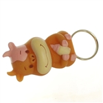 Cow & Co decoclip - roze