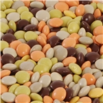 Mini smarties herfstmix - 1 kilogram