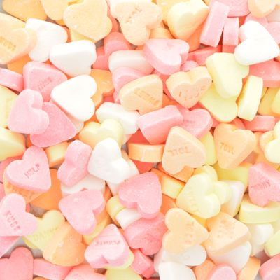 Lucky Hearts - 1 kg