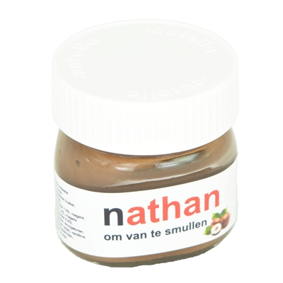 Mini potje Nutella