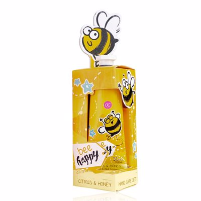 Hand- en nagelcrème set Bee Happy