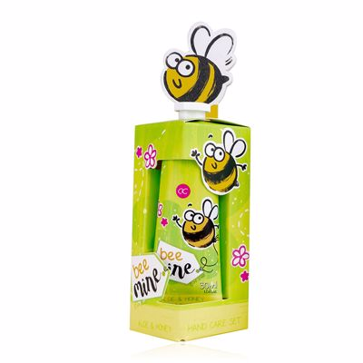 Hand- en nagelcrème set Bee Mine