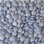 Blauwe smarties - 1 kilogram