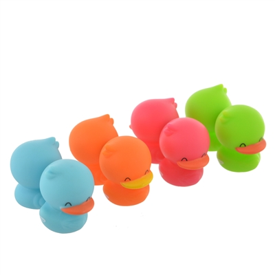 Design Duck magneet - Multicolor (1 stuk)